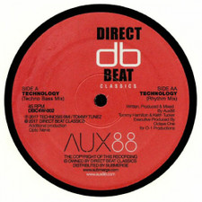 "Aux 88 - Technology - 12"" Vinyl"