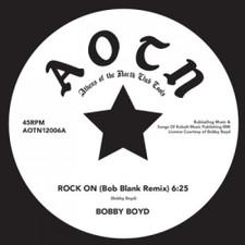 "Bobby Boyd - Rock On - 12"" Vinyl"