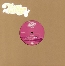 "Various Artists - Too Slow To Disco Brasil Edits - 10"" Vinyl"
