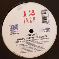 """Ten City - That's The Way Love Is - 12"""" Vinyl"""