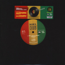"Vibronics - Red Gold & Green - 10"" Vinyl"