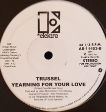 "Trussel - I Love It / Yearning For Your Love - 12"" Vinyl"