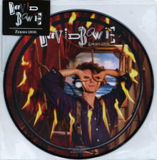 "David Bowie - Zeroes (2018) - 7"" Vinyl Picture Disc"