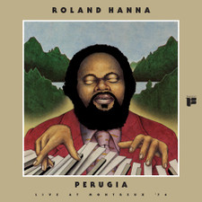 Roland Hanna - Perugia: Live At Montreux 74 - LP Colored Vinyl