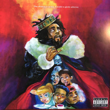 J. Cole - KOD - LP Vinyl
