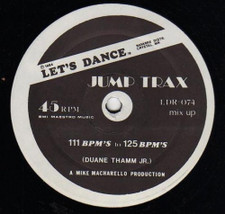 "Duane Thamm Jr. - Jump Trax - 12"" Vinyl"