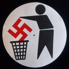 Nazi Trash - Let's Keep It Clean - Single Slipmat