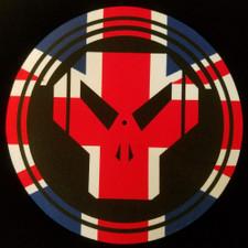 Metalheadz - Union Jack Logo - Single Slipmat