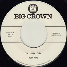 "Holy Hive - This Is My Story / Blue Light - 7"" Vinyl"