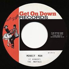 """The Maytals - Monkey Man / Night & Day - 7"""" Vinyl"""