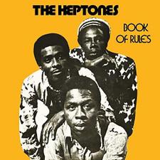 The Heptones - Book Of Rules - LP Vinyl