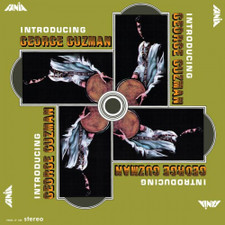 George Guzman - Introducing - LP Vinyl