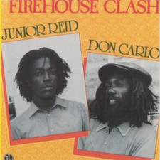 Jr. Reid / Don Carlos - Firehouse Clash - LP Vinyl