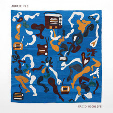 Auntie Flo - Radio Highlife - LP Vinyl