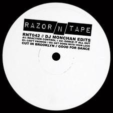 "DJ Monchan - Edits - 12"" Vinyl"