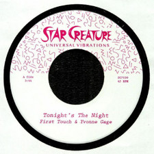 "First Touch - Tonight's The Night / You Can Have It All - 7"" Vinyl"