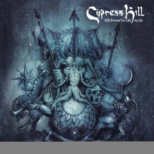 Cypress Hill - Elephants On Acid - 2x LP Colored Vinyl+CD