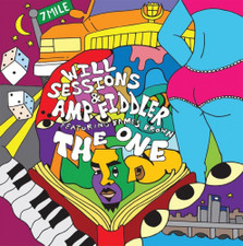 Will Sessions & Amp Fiddler - The One - 2x LP Vinyl