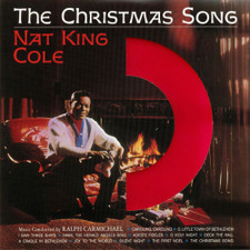 Nat King Cole - The Christmas Song (Die Cut Jacket) - LP Colored Vinyl