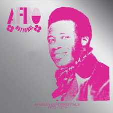 Afro National - African Experiments 1972-1979 - LP Vinyl