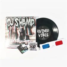 """DJ Swamp - For Medicinal Use Only - 7"""" Vinyl"""