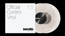 "Serato Performance Series - 10"" Control Vinyl Clear - 2x 10"" Vinyl"