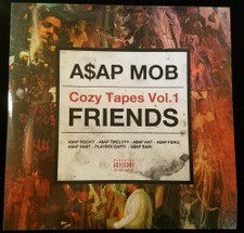 A$AP Mob - Cozy Tapes Vol. 1: Friends - 2x LP Vinyl