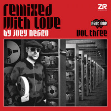 Joey Negro - Remixed With Love Vol. 3 Pt. 1 - 2x LP Vinyl