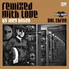 Joey Negro - Remixed With Love Vol. 3 Pt. 3 - 2x LP Vinyl