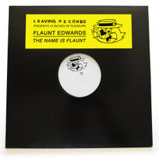 "Flaunt Edwards - The Name Is Flaunt - 12"" Vinyl"