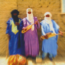 Tallawit Timbouctou - Hali Diallo - LP Vinyl