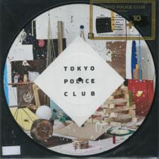 Tokyo Police Club - Champ - LP Picture Disc Vinyl