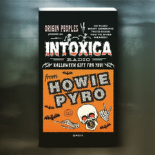 Howie Pyro - Intoxica Radio (Halloween Special) - 2x Cassette
