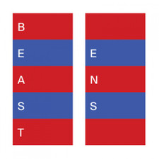 Beast - Ens - LP Clear Vinyl