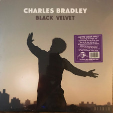 Charles Bradley - Black Velvet - LP Colored Vinyl