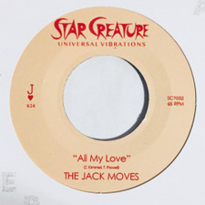 "The Jack Moves - All My Love / Seasons Change - 7"" Vinyl"