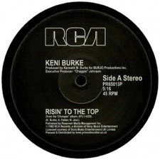 "Keni Burke - Risin' To The Top / You're The Best - 12"" Vinyl"