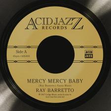 """Ray Barretto - Mercy Mercy Baby - 7"""" Vinyl"""