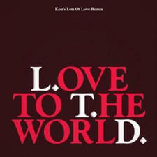 "L.T.D. - Love To The World (Kon 12"" Mix) - 12"" Vinyl"