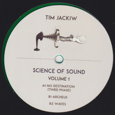 "Tim Jackiw - Science Of Sound Vol. 1 - 12"" Vinyl"