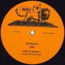 "Annette Brissett - Betrayed / What A Feeling Dub - 12"" Vinyl"