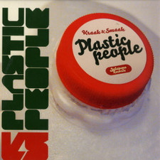 Kraak & Smaak - Plastic People - 2x LP Colored Vinyl