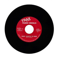 "Frankie Knuckles - Baby Wants To Ride / Your Love - 7"" Vinyl"