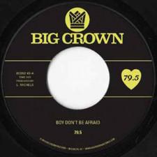 """79.5 - Boy Don't Be Afraid - 7"""" Vinyl"""