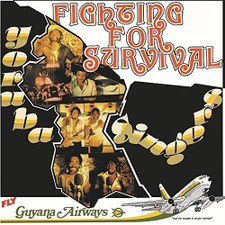 Yoruba Singers - Fighting For Survival - LP Vinyl