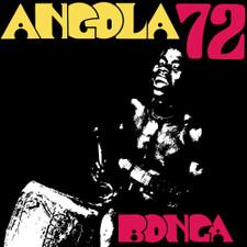 Bonga - Angola 72 - LP Vinyl