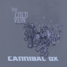 Cannibal Ox - The Cold Vein - 4x LP Colored Vinyl