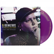 DJ Devastate - In Recollection: A Dual Label Anthology - LP Colored Vinyl