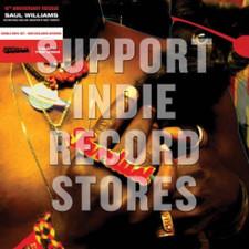 Saul Williams - The Inevitable Rise & Liberation Of Niggy Tardust RSD - 2x LP Colored Vinyl