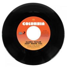 """Gloria Ann Taylor - Deep Inside Of You RSD - 7"""" Vinyl"""